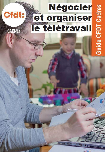 Vignette document Négocier et organiser le télétravail